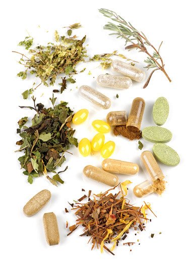 Vitamins & Herbal Formulations