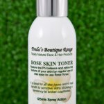 rose skin toner 125ml spray